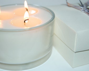 Jasmine & Patchouli 3 Wick Candle