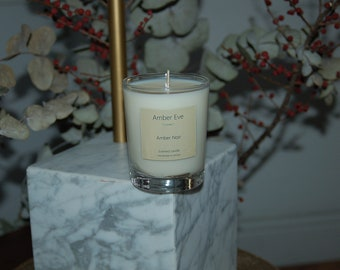 Amber Noir Scented Candle