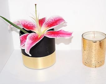 Black Pomegranate Luxury Candle