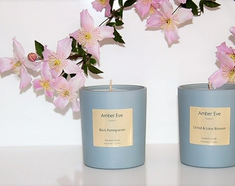 Orchid & Lotus Blossom Candle