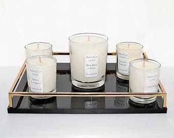 Vanilla Anise Scented Candle
