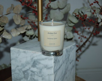 Christmas Spice Large Scented Candle