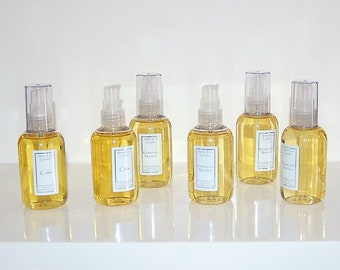 Calm Nourishing Body Oil