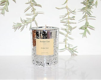 Amber Noir Luxury Candle