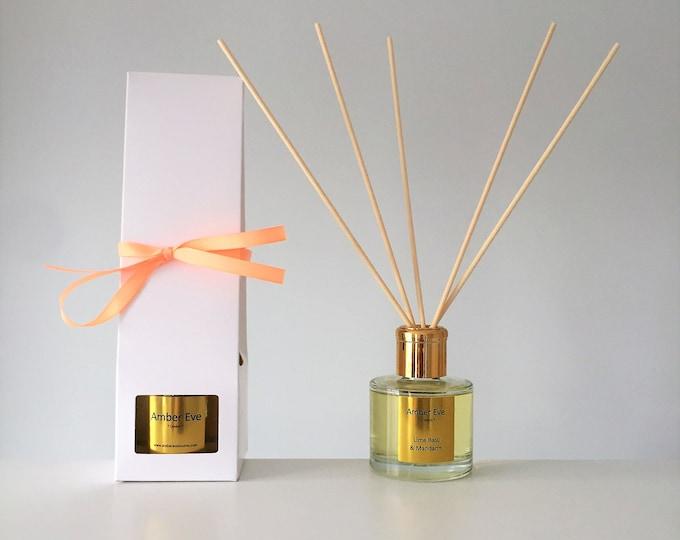Lime Basil & Mandarin Perfume Diffuser