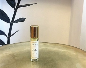 Calm Nourishing Perfume Oil