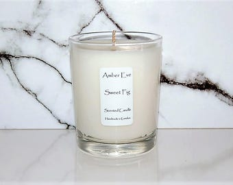 Sweet Fig Scented Candle