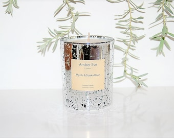 Myrrh & Tonka Bean Luxury Candle