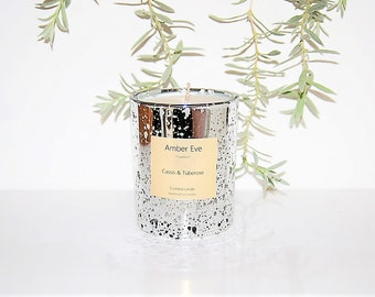 Cassis & Tuberose Luxury Candle