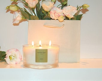 Calm 3 Wick Candle