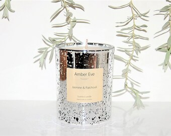 Jasmine & Patchouli Luxury Candle