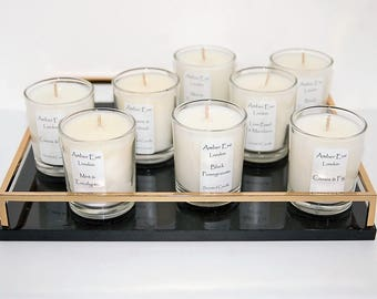 Clean Cotton Scented Candle