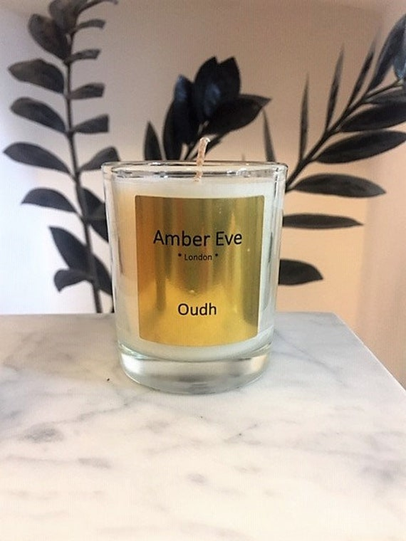 Oudh Small Scented Candle