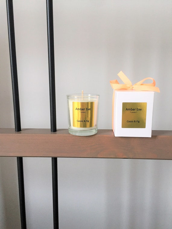 Cassis & Fig Scented Candle