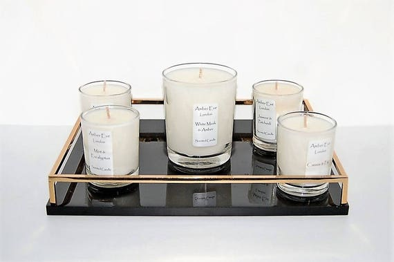 Cardamom & Mimosa Scented Candle