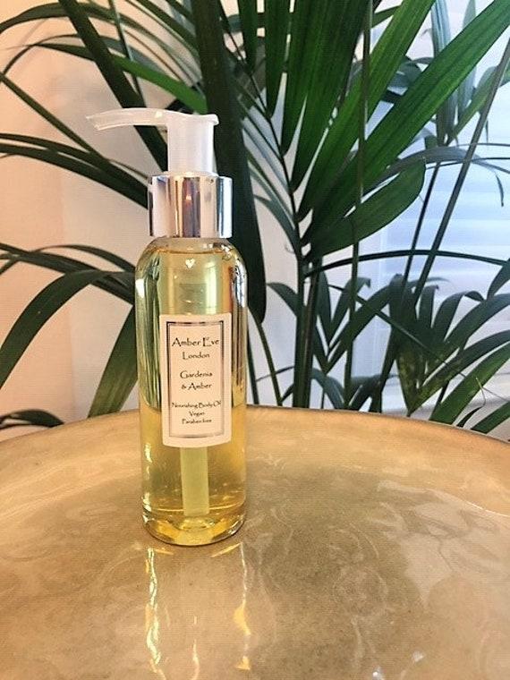 Gardenia and Amber Nourishing Body Oil