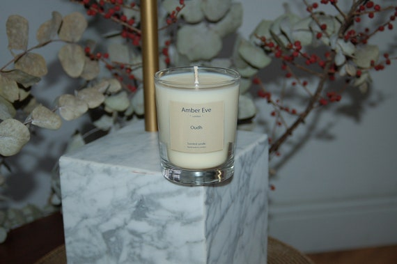 Oudh Scented Candle