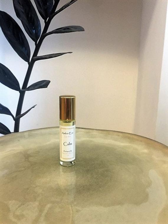 Calm Nourishing Perfume Oil