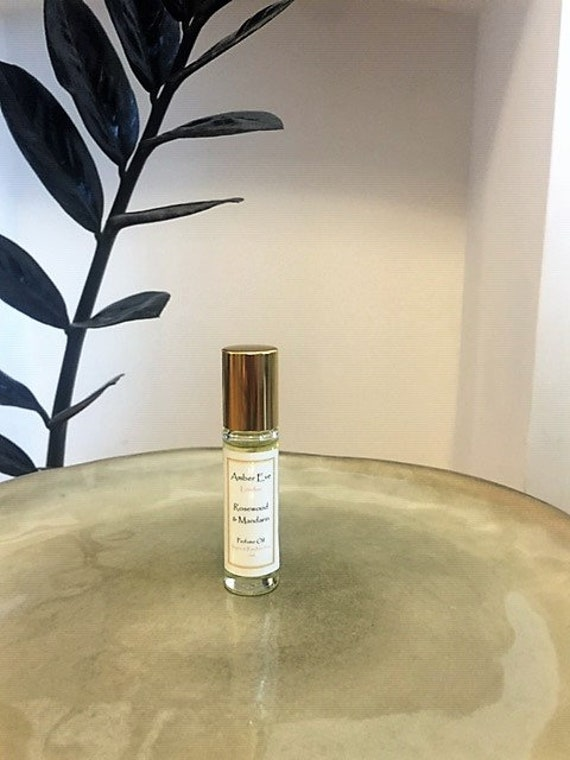 Rosewood & Mandarin Perfume Oil