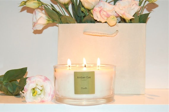 Oudh 3 Wick Candle