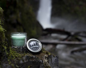 Lovespell Mini Mason Jar Candle