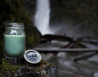 Lovespell Large Mason Jar Candle