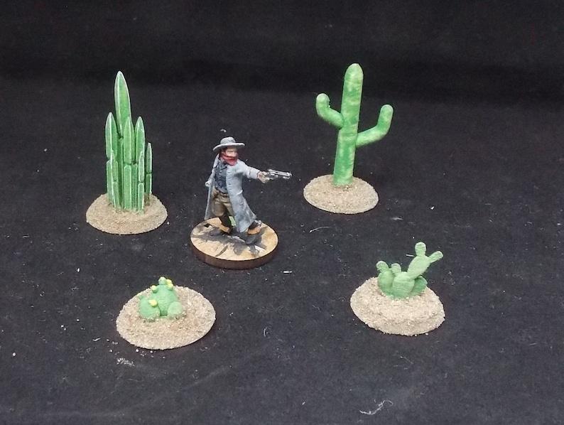 28MM Cactus Set