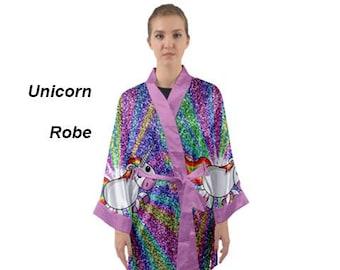 75f1da9e2c Purple kimono robe