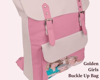 85f78e164c Buckle Bag Golden Girls School bag