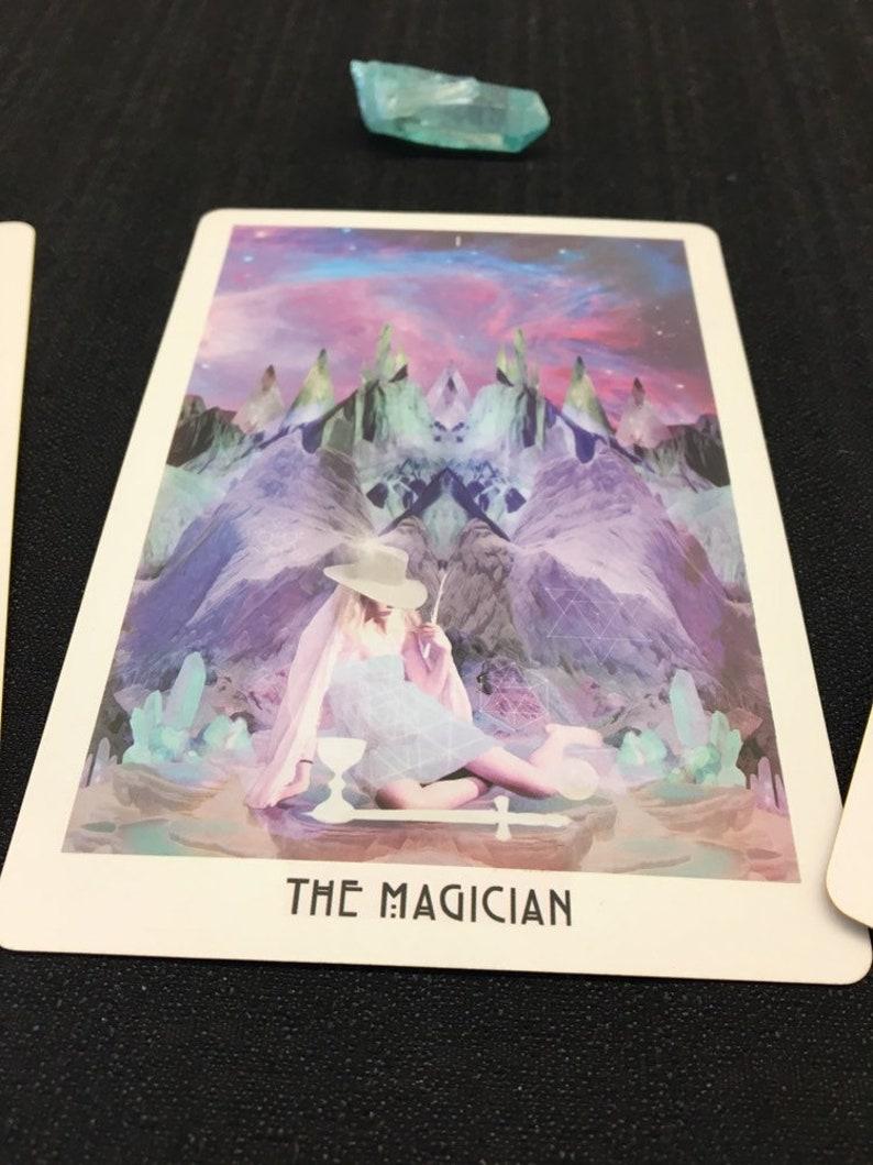 Tarot reading with The Starchild Tarot