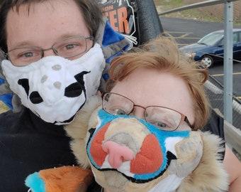 Muzzle Mask Pattern (PATTERN ONLY)