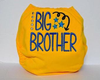Big bro big brother diaper doody apron