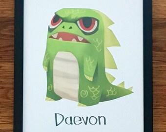 Deavon - Print