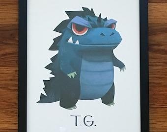 T.G. - Print