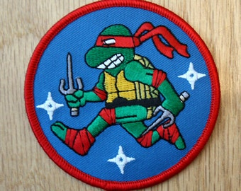 Cowabunga Patch - Pepperoni Edition