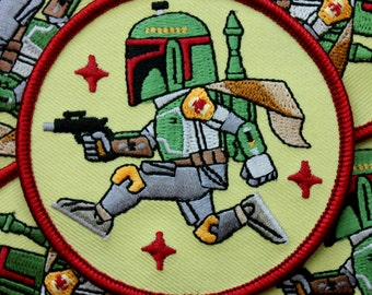 Dark Side Patch - Jet Jams