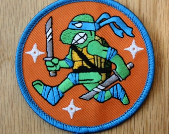 Cowabunga Patch - Anchovy Edition