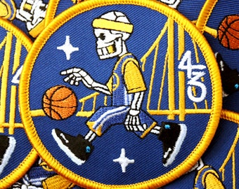 Bay Area Patch - Golden State Edition