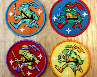 Cowabunga Patches - Supreme Edition