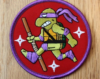 Cowabunga Patch - Onion Edition