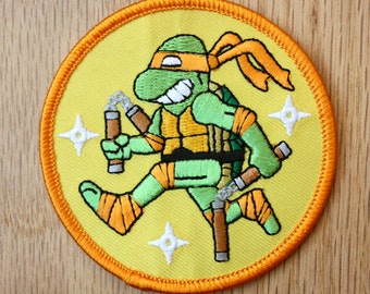 Cowabunga Patch - Ham Edition