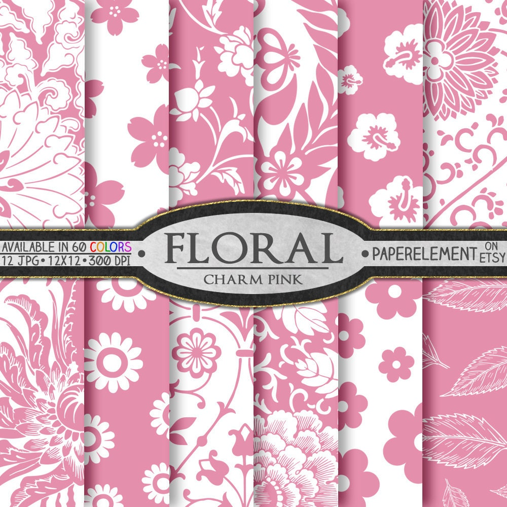 150 Pink Floral Backgrounds Vectors Download Free Vector Art