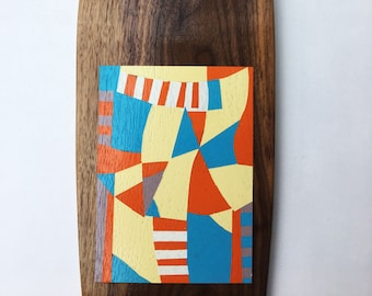 Proteus Walnut Cruiser Skateboard Deck