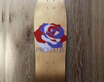 Proteus skate co Rose Pool deck
