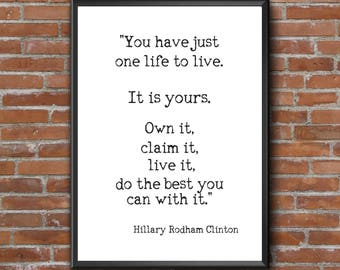 One Life To Live Etsy