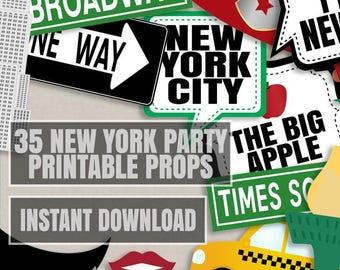 New york party | Etsy