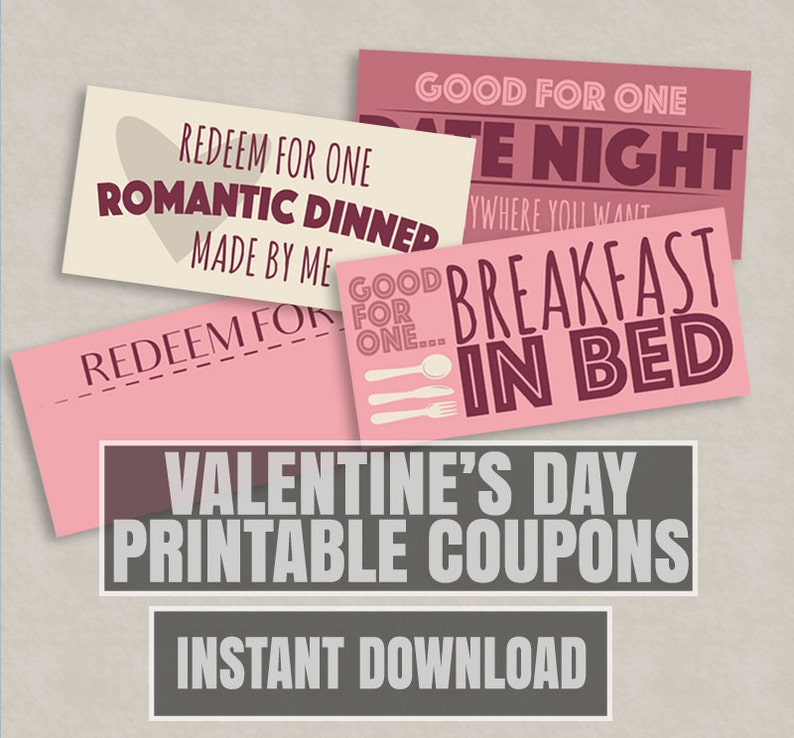 graphic relating to Toppers Pizza Place Printable Coupons named Delight in Coupon Printables, Valentines Working day voucher printables, valentines appreciate vouchers, printable appreciate coupon codes quick obtain y vouchers