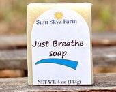 Just Breathe Soap - Eucal...