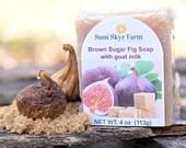 Brown Sugar Fig Soap - Br...