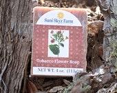 Tobacco Flower Soap - Veg...